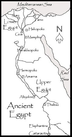 Egypt, Coloring pages and Coloring on Pinterest