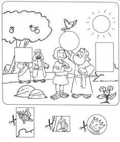 printables gratis sobre clases de escuela dominical