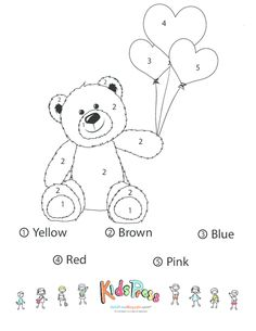 Coloring pages, Teddy bears and Coloring on Pinterest