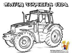 Pin di trattori da colorare on Pinterest