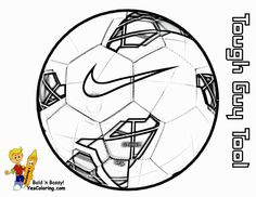 Atletico Madrid logo coloring / Coloring page with