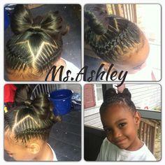 Cute But No Weave Please Cyniah's Crown Pinterest Girls Kid