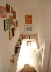1000+ images about BASEMENT STAIRWAY STORAGE on Pinterest