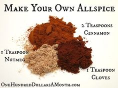 Chinese Five Spice Powder   Recipe   Paleo baking Five ...