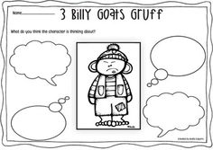 1000+ images about 3 Billy Goats Gruff on Pinterest