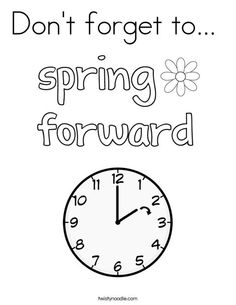 1000+ images about Spring Coloring Pages, Worksheets, and