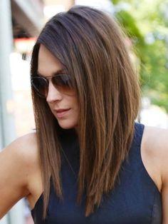 Täglichen Frisuren Vorschläge Für Mittellanges Haar Trend Haare