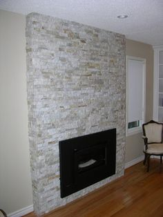 Wall Stone Installation Lowes Desert Quartz Ledgestone  YouTube  Fireplace  Pinterest