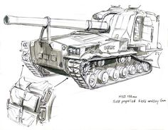 1000+ ideas about Self Propelled Artillery on Pinterest
