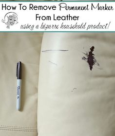 removing pen marks from leather sofa. Black Bedroom Furniture Sets. Home Design Ideas
