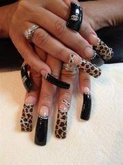 1000 super long nails