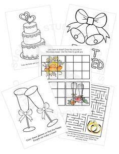 Activities, Wedding and Children on Pinterest