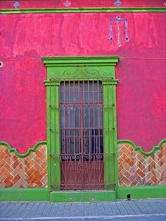 Mexican doors  windows on Pinterest  San Miguel De