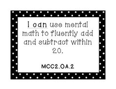 2nd Grade Math Common Core Pack. (Apple theme) Learning-4