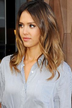 30 Gorgeous Shoulder Length Hairstyles To Try This Year