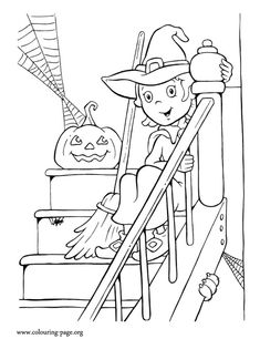 Ghost pattern. Use the printable outline for crafts