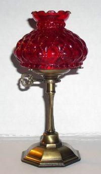 ceramic tealight lamp | ... Candle Lamps, Ceramic Candle ...