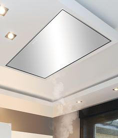 Asterion Ceiling Mounted Cooker Hood Beitragsdetails