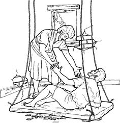 1000+ images about JESUS HEALS THE PARALYTIC MAN!!! on