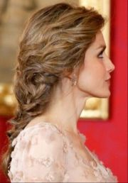 royal hairstyle