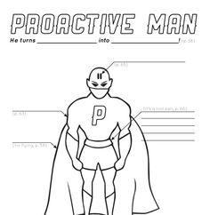 Habit 1, Be proactive and Activities on Pinterest