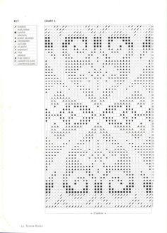 Green variation, Knitting patterns free, knitting charts
