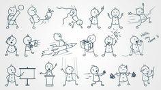 Banish Stick-Figure Writing: How Concrete Sensory Details