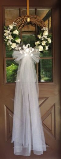 1000+ ideas about Tulle Wedding Decorations on Pinterest ...