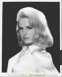 Martha Hyer on Pinterest | Pulp Fiction, Film and Baggers