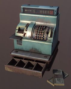1000+ ideas about Cash Register on Pinterest | Drawers ...
