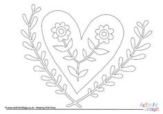 Count, Colouring pages and Puzzles on Pinterest