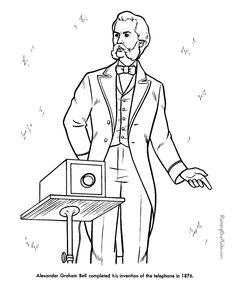 Telephone Alexander Graham Thomas Edison Wiring Diagram