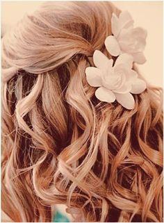 beach wedding hairstyles on pinterest