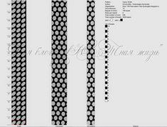 1000+ images about Esquemas collares crochet on Pinterest