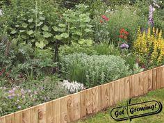 Groundcover Landscaping Ltd Garden Edging And Planting Garden