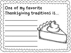 1000+ ideas about Thanksgiving Writing on Pinterest
