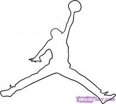 Michael Jordan template