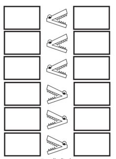 On this page is a printable cube template for kids. Print
