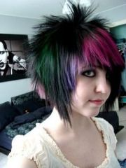 1000 emo hairstyles