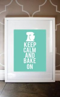 1000+ images about Keep Calm - Food on Pinterest | Keep ...