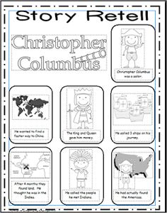 1000+ images about Worksheets for MP: Columbus Day on