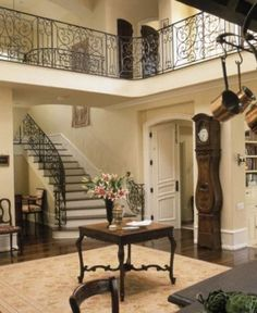 Foyer And Hallway Eye Candy! Home Decorating & Design Forum