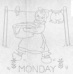 1000+ images about Raggedy Ann Coloring Pages on Pinterest