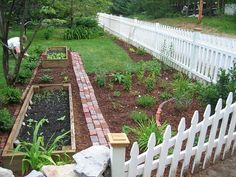 Landscape Vegetable Garden Design Is Listed In Our Landscape