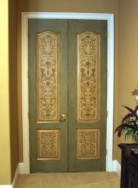 Door Stencils on Pinterest | Painted Doors, Design Studios ...