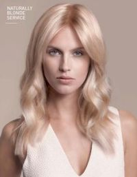 Hair Color: Belgian Blonde Formulas: (on starting level 7 ...