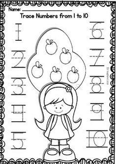 1000+ images about Preschool Printable on Pinterest