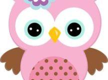 Owls on Pinterest | Cute Cartoon, Cute Owl and Owls