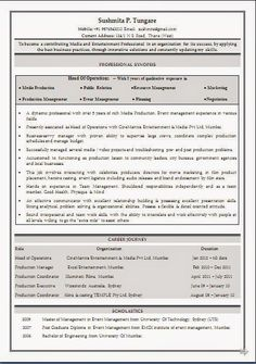 1000 Images About Best Logistics Resume Templates