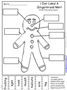 1000+ images about Gingerbread man on Pinterest
